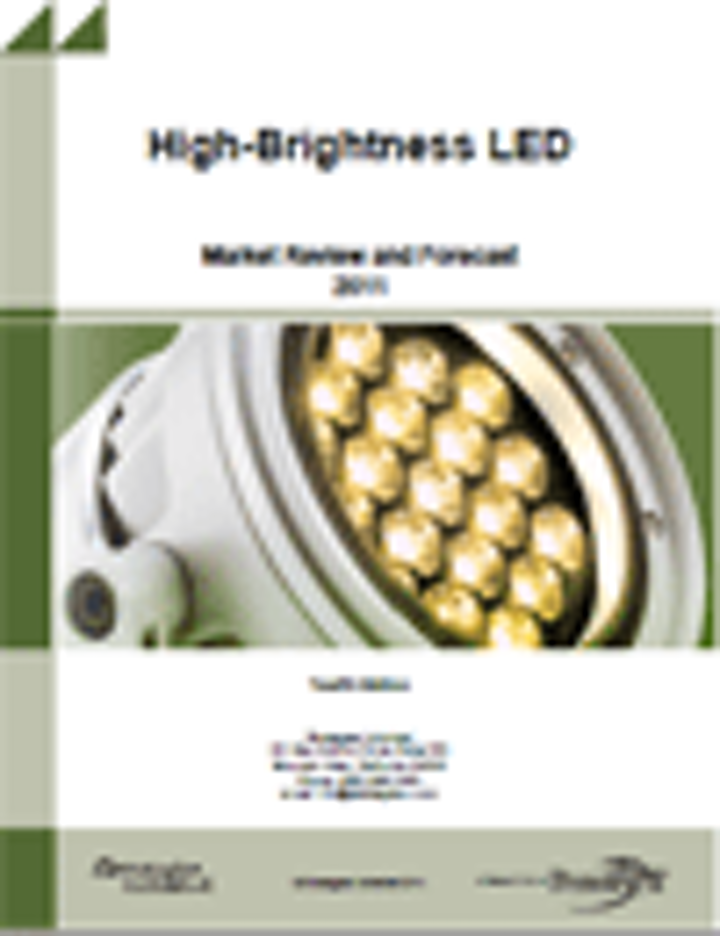 High-Brightness LED: Market Review and Forecast